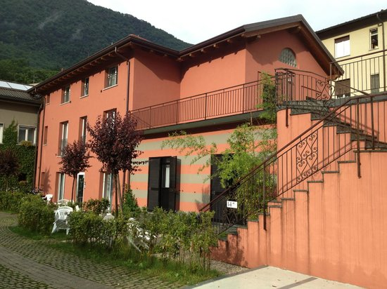 Residenza XX Settembre: Time to repaint