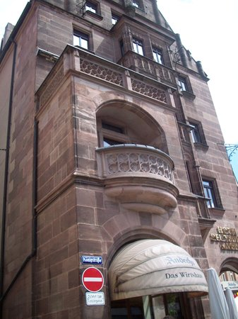 Deutscher Kaiser Nürnberg: L'hotel