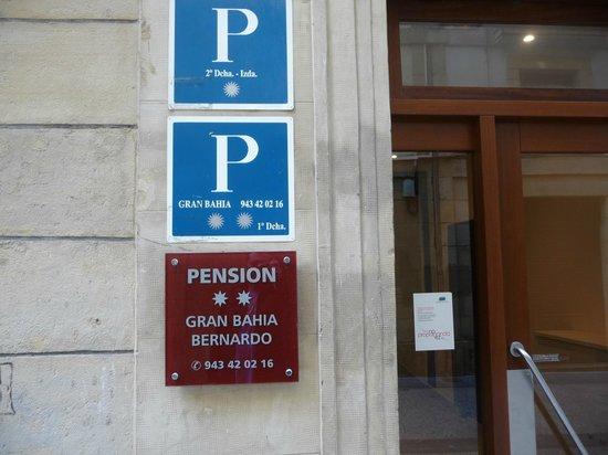Hotel Gran Bahia Bernardo: Die Pension zum gleichnamigen Hotel