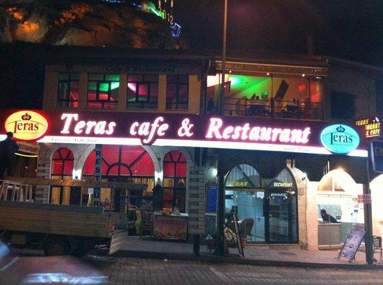 Teras Cafe & Restaurant: teras cafe restaurant