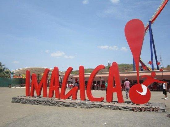Imagica Theme Park: Entrance