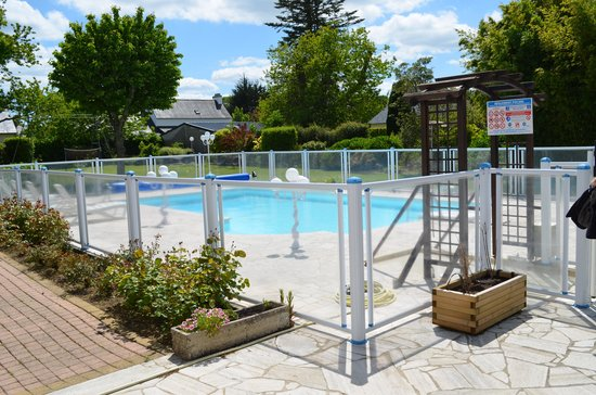 Armoric Hôtel : la piscine