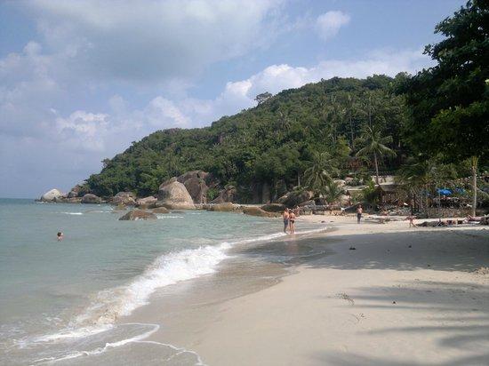 La Mer Samui Resort: Thong Ta Kian Beach