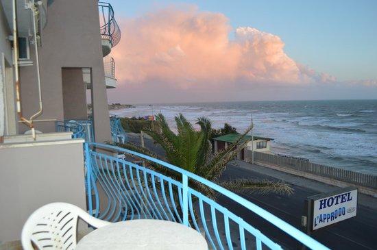 Hotel L'Approdo: view 2