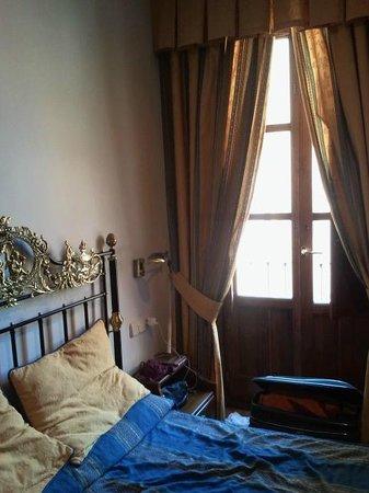 Las Nieves Hotel: room