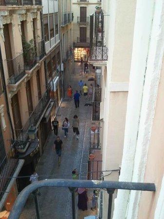 Las Nieves Hotel: view