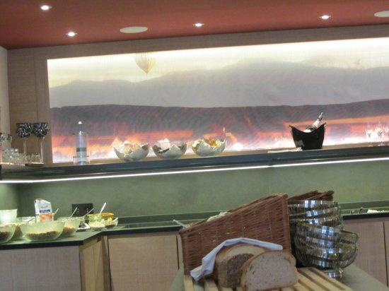 Hotel Gasthof Ochsen: le déco du restaurant