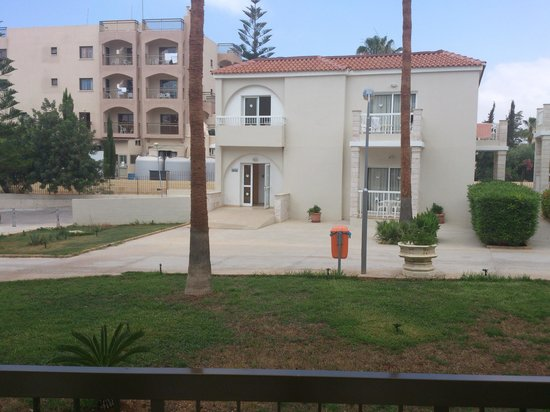 New Famagusta Hotel: Вид из балкона
