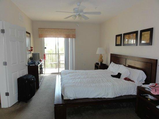 Palisades Resort: otra vista de la habitacion principal