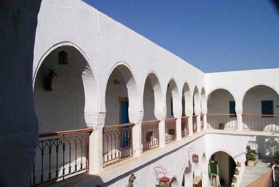 Houmt Souk, Tunisia: Fondouk traditionnel pour un séjour authentique à Djerba avec Autre Tunisie