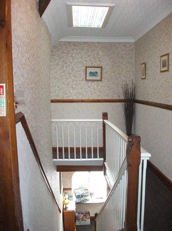 Cambridge House Guest House: Public area