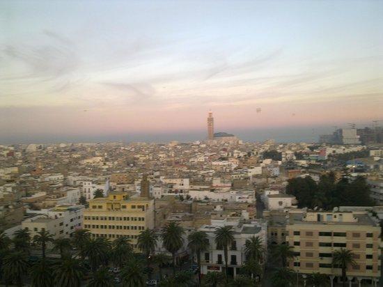 Novotel Casablanca City Center: La mosquee