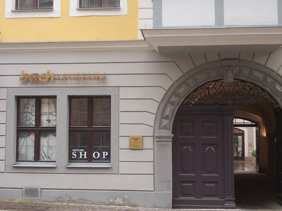 Bach-Museum: museo bach - ingresso
