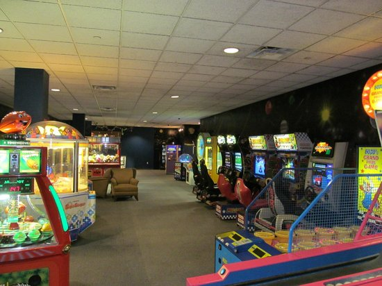 Grand Harbor Resort and Waterpark: Arcade