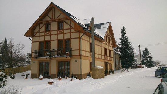 Golf Hotel Morris: das Nebengebäude