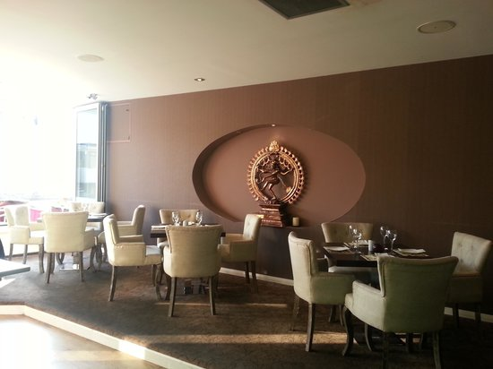 Indian Dining Club: View of dining club