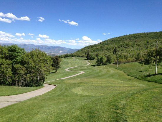 Midway, UT: Mountain Course