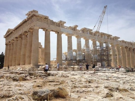 the acropolis of athens picture of private greece tours. Black Bedroom Furniture Sets. Home Design Ideas