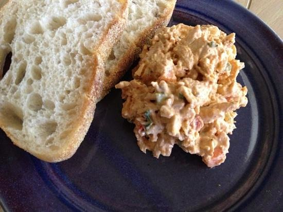 Eatzi's Market & Bakery: Deliciously spicy Southwest Chicken Salad