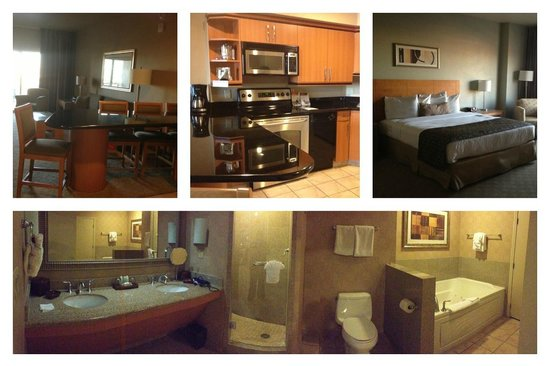 Platinum Hotel and Spa: Room #713
