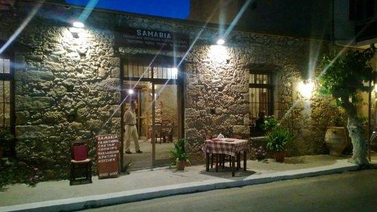 Taverna Samaria