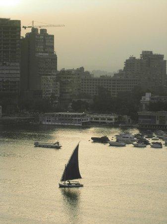 Grand Nile Tower: vistas