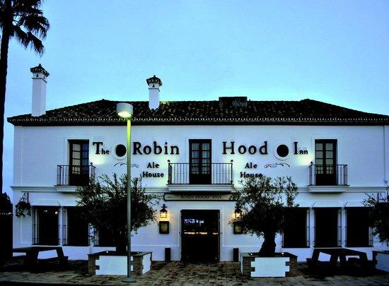The Robin Hood Inn  Estepona