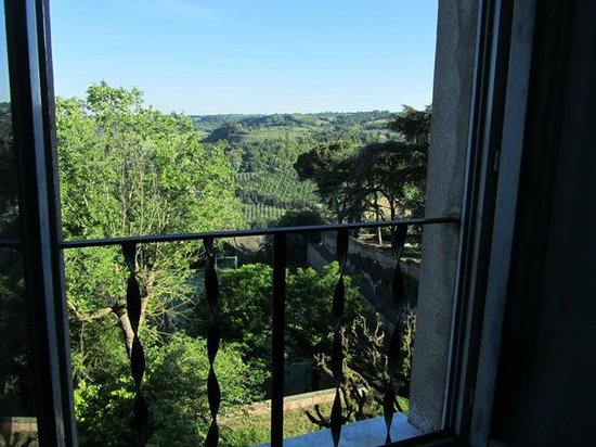 Villa Mercede : View from room
