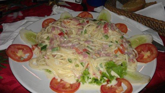 Food by Jensen: die Spaghetti Carbonara