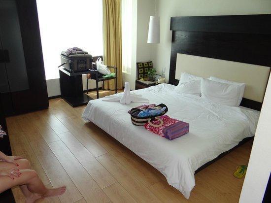 Hotel El Punto: Cama King