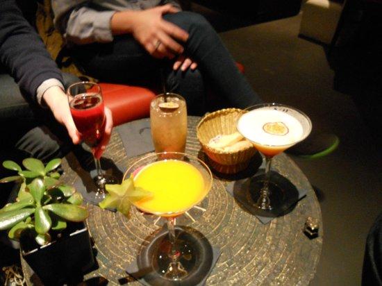 Patara Fine Thai Restaurant - Soho: estupendos cócteles en Patara