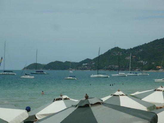 Banana Fan Sea Resort : Plage