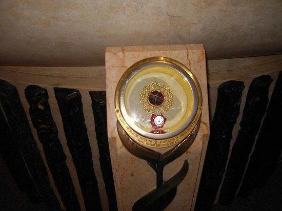 Sanctuary of Divine Mercy: Cracovia - Reliquia di Santa Faustina Kowalska