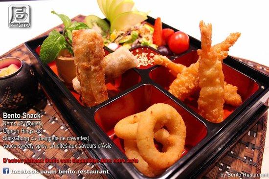 Bento restaurant