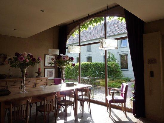 Nokernote B&B: Dining Room