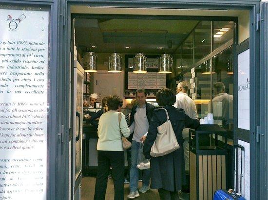 Mottarelli foto di gelateria i caruso roma tripadvisor - Caruso porta romana ...