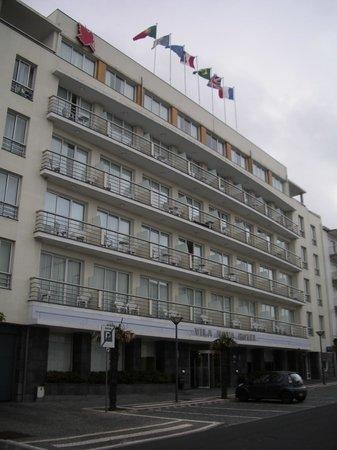 Vila Nova Hotel: The hotel