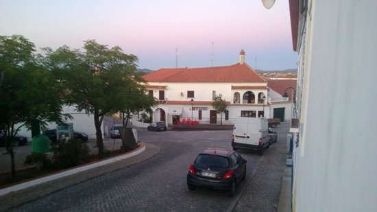 Betica Hotel Rural : Great local restaurant down the street