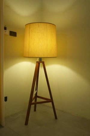 Baan Talay Resort: Lamp