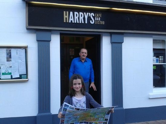 Harry's: A Great Dinner Shop Papa.
