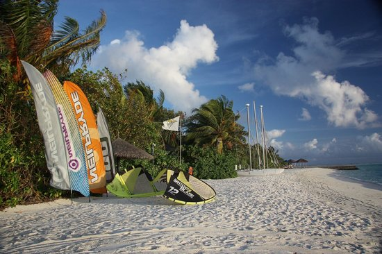 Olhuveli Beach & Spa Maldives : sport nautique
