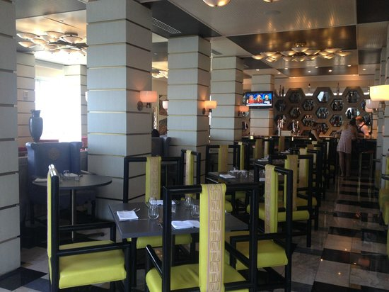 Viceroy Miami: Dining
