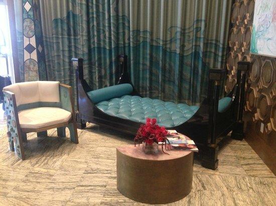 Viceroy Miami: Hotel Lobby