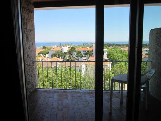 Hotel Cidadela: Taken from the room balcony