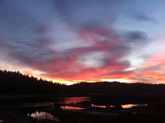 Bass Lake Recreational Resort: View from the room