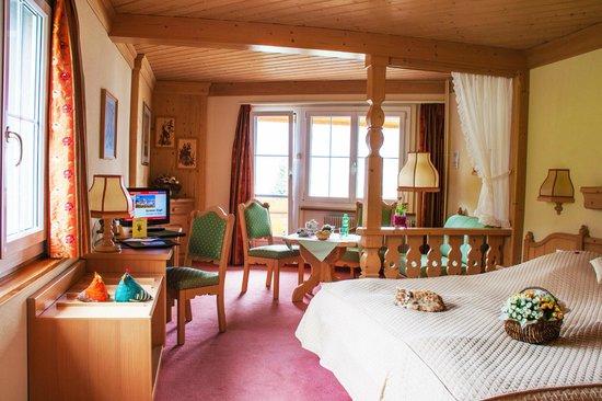 """Hotel Jägerhof - Hubertus: """"Foerster""""-room"""