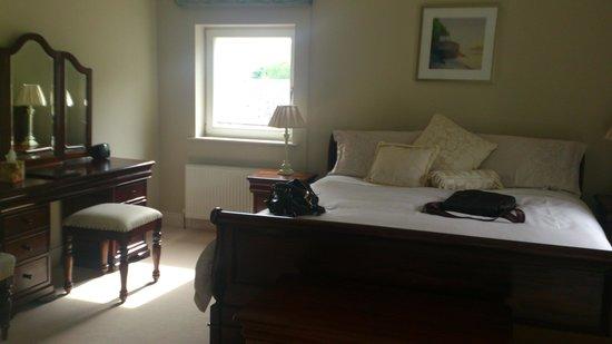 Ballinclea House Bed and Breakfast: Bedroom
