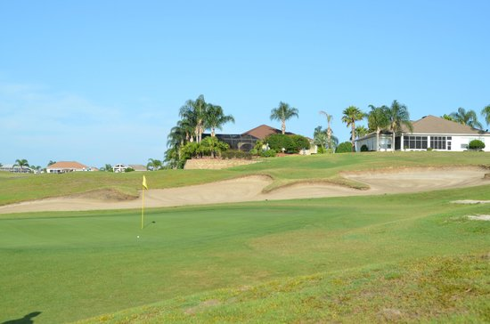 Stonecrest Country Club: A peek at one of the greens