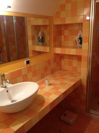 Villa Giulia: primo bagno