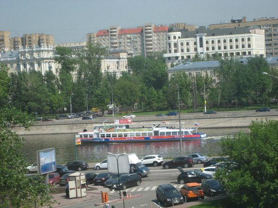 Katerina City Hotel: View from Room 519